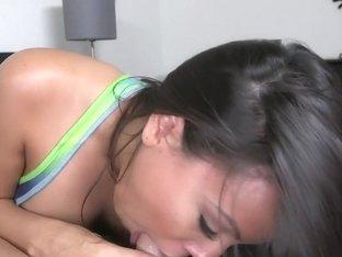 Latinas Know How To Suck Dick!