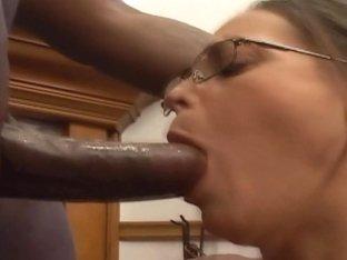 SinfulInterracial Video: Cheyenne Hunter