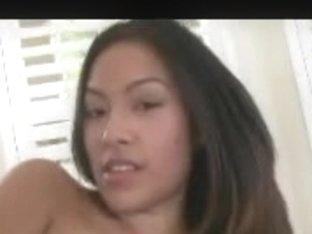 Big Latin ass hottie enjoys hardcore nailing