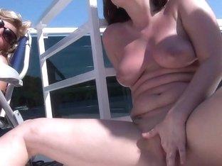 naked fun in the sun