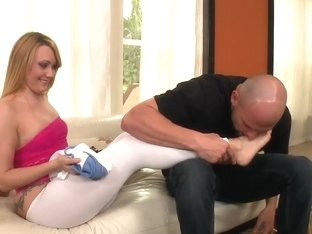 Nice anal humiliations with Jmac and busty Kaylee Evans