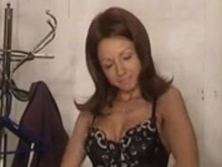 Karen White Changing Room Voyeur