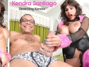 Kendra Santiago in Kendra Santiago - IKillItTs