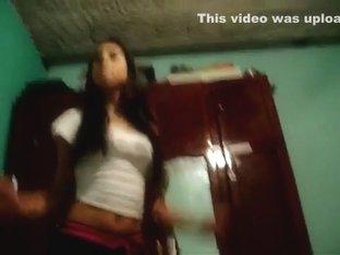 Fabulous twerking livecam dilettante clip