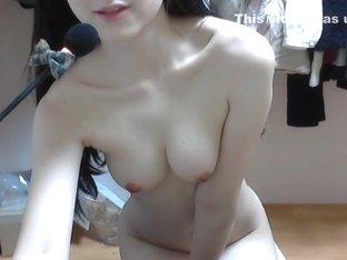 Korean girl super cute and perfect body show Webcam Vol.59