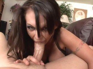 Horny pornstar Jenna Presley in amazing brunette, cumshots xxx clip