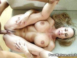 Incredible pornstar Brandi Love in Best Big Tits, Mature sex movie