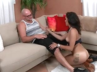 Kitty and Jmac swap oral favors like pros
