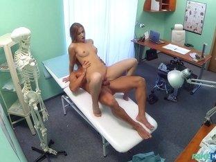 Horny pornstar in Hottest Voyeur, Medical sex movie