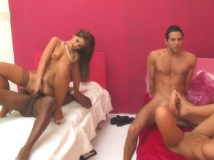 Angelika Black Feet Porn