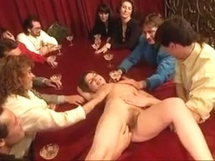 Short Hair Star Of Champagne Orgy