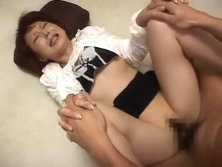 Fabulous Japanese slut Ren Serizawa in Hottest Doggy Style JAV movie