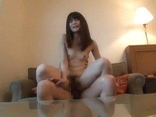Crazy Japanese model Anri Sugisaki in Amazing Small Tits JAV scene