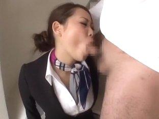 Best Japanese girl in Fabulous POV, Creampie/Nakadashi JAV clip