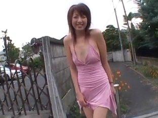 Exotic Japanese girl Juri Kanou in Best Public JAV video