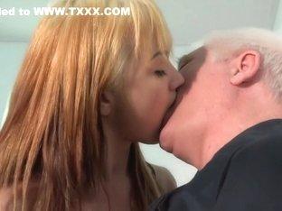 Exotic pornstar in amazing blonde, facial adult movie