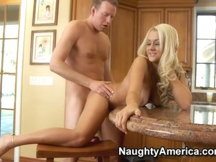 Briana Blair & Mark Wood in My Dad Shot Girlfriend