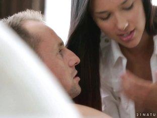 Best pornstar in Incredible Blowjob, Romantic sex scene