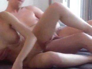 Hot massage and fuck session