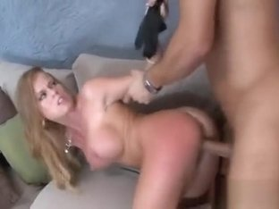 Agreeable Hottie Seduces The Boss And Fucks His Brains Out