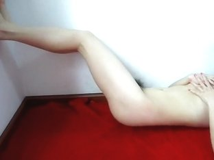 Asian porn 2014101420 Hot leggy Chinese wife teases and plays with her hairy vagina