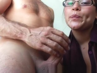 Best Amateur record with Brunette, Cumshot scenes