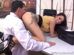Fabulous pornstars Jack Vegas, Alexa Aimes in Hottest HD, Brunette sex video