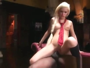 Bibi Noel is a very sensual blonde who has an amaz