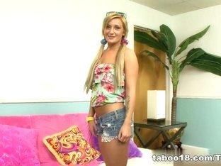 Horny pornstar Nikki Blake in Exotic College, Handjobs xxx scene