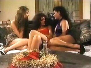 Debora Welles, Sierra & Alicia Rio in Tickled Pink