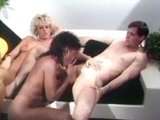 Lucky Guy Fucks Amber Lynn & Angel Kelly