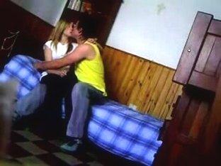 Horny Teen Couple Fuck On Hidden Camera LEAKED