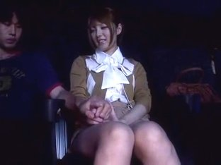 Amazing Japanese model in Incredible JAV movie
