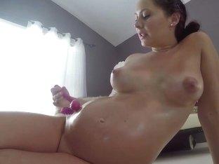 super sexy pregnant hailey