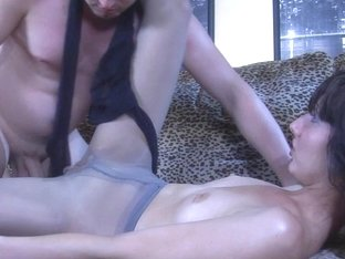 PantyhoseJobs Video: Madeleine and Rolf