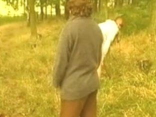 Czech scout-girls getting punished for being lusty