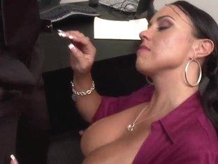 Mariah Milano's body feels every sensation