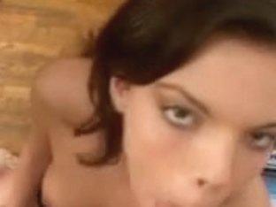 Brooke Ballentyne acquires double penetration - part 1