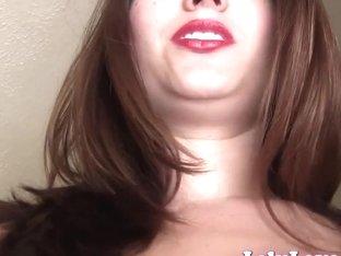Lelu Love Stripper Fucks Favorite Customer
