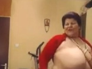 Big Beautiful Woman granny dance - xHamster 937999227