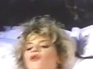 Ginger Lynn & Tom Byron in 'Talk Impure to Me three' (1984)