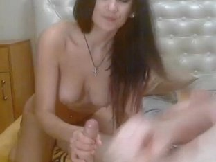 Hot Slim Chick Goes Deep on that Big Dick