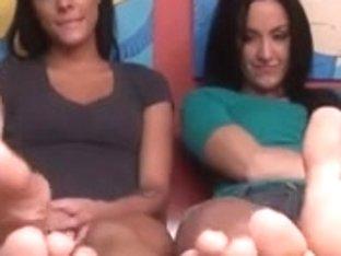 Hypnotizing Feet