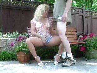 Hot Blonde Milf Banging