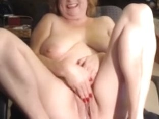 Blond mature housewife on cam - negrofloripa