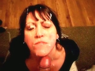 Handcuffed And Cumshot