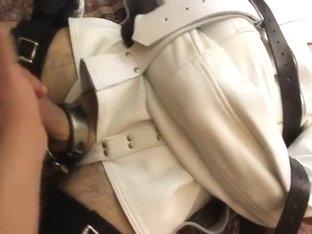 straitjacket spreadeagle