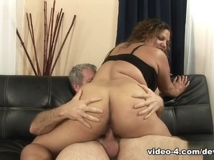 Horny pornstar in Hottest Latina, Facial sex scene