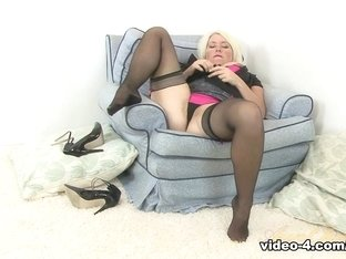 Amazing pornstar in Incredible British, Stockings adult scene