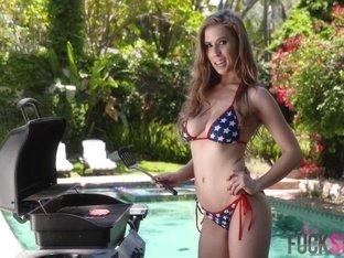 Lena Paul in Good Ol American Dickdown